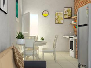ESTUDIO ARAMARA Comedores modernos de FARO 105 Arquitectos Moderno