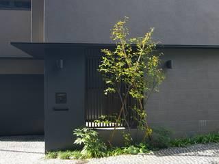 外観: Sデザイン設計一級建築士事務所が手掛けた木造住宅です。