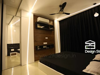 Modern style bedroom by 29Design Studio Modern