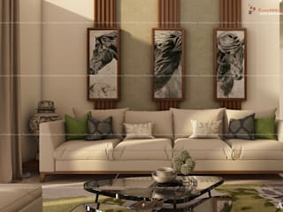Fabmodula Classic style living room