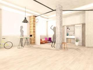 Sala de yoga:  de estilo  de Loft 26