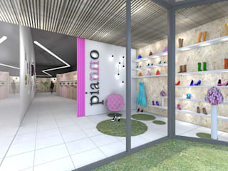PIANNO 39_ OFFICE AND SHOWROOM by Loft 26
