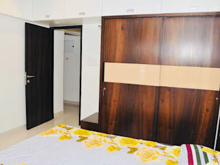 Patkar sir:  Bedroom by Edge spot interior