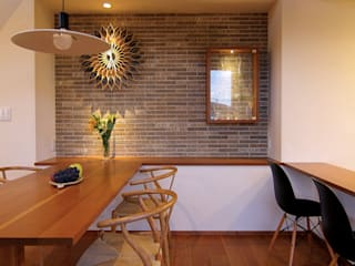 Eclectic style dining room by Sデザイン設計一級建築士事務所 Eclectic