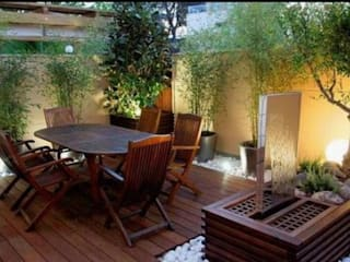 Terrace Design...:   by Archspace Interio