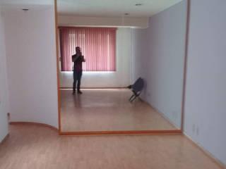 Minimalist living room by Designo Arquitectos Minimalist