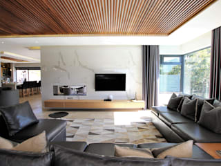 Living room by JSD Interiors, Modern