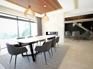Dining room by JSD Interiors, Minimalist