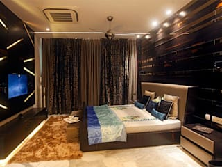 Interior Residence Design Modern style bedroom by Innerspace Modern