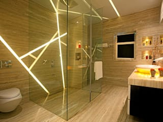 Interior Residence Design Modern bathroom by Innerspace Modern