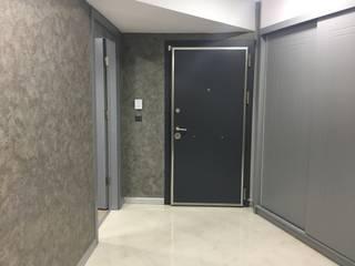 Bider Mimarlık İnşaat Ltd. Şti. – Yeni ofis girişi:  tarz Ofis Alanları