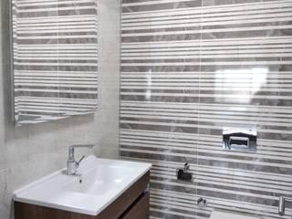 Bider Mimarlık İnşaat Ltd. Şti. – Yeni WC:  tarz Ofis Alanları