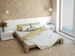 BASIC: styl , w kategorii  zaprojektowany przez Salvador Wood Design Sp. z o.o.