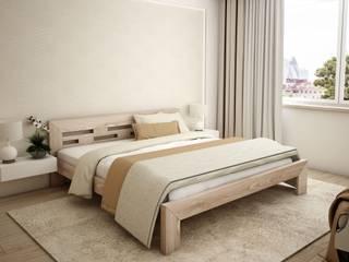 MANGKU: styl , w kategorii  zaprojektowany przez Salvador Wood Design Sp. z o.o.