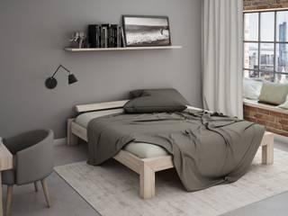 NEPAL: styl , w kategorii  zaprojektowany przez Salvador Wood Design Sp. z o.o.