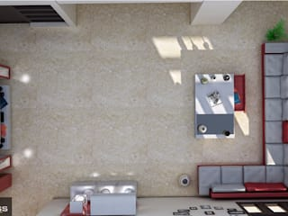 Interior Ideas from designer company in Lucknow- Goel Heights Client -S.R Yadav by Decoruss Interiors