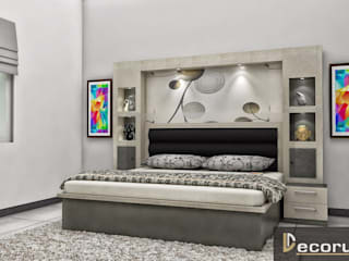 Awadh Vihar - Mr Ashoke Singh- Lucknow, interior designs by Decoruss Interiors