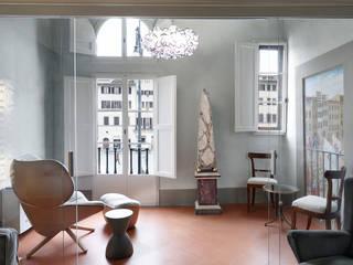 Suite Paradiso - Palazzo Antellesi:  in stile  di Leo Bastreghi Fotografo,