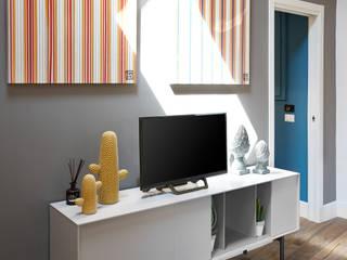 Appartamento moderno :  in stile  di Leo Bastreghi Fotografo,
