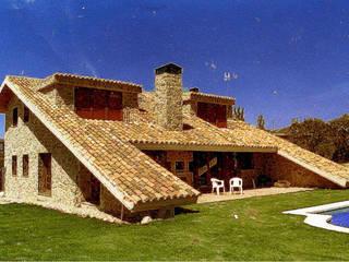 Manuel Monroy Pagnon, arquitecto 度假別墅 石器 Beige