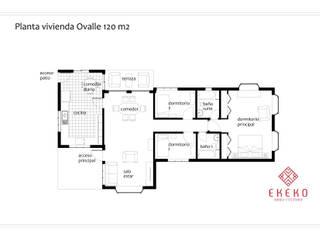 de style colonial par Ekeko arquitectura  - Coquimbo, Colonial