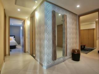 Diseño y Decoración de Interiores de Héctor Vela Design Studio Ecléctico