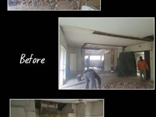 Randburg Residential Turnkey:   by Chic Construction