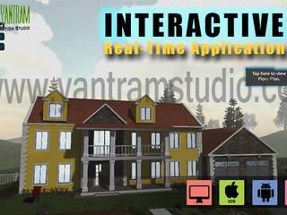 Interactive Virtual Reality By Yantram Virtual Reality Developer - San Diego, USA Klasik Klinikler Yantram Architectural Design Studio Klasik