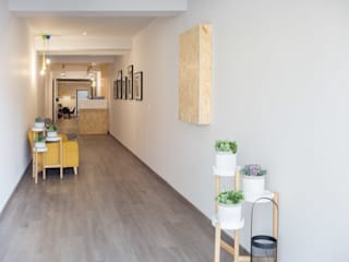 Estudi Aura, decoradores y diseñadores de interiores en Barcelona Modern commercial spaces