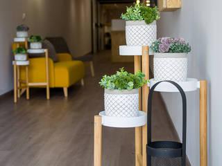 Estudi Aura, decoradores y diseñadores de interiores en Barcelona Moderne scholen