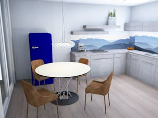 Visualisierung Wohnung:   von vierwandglück GmbH