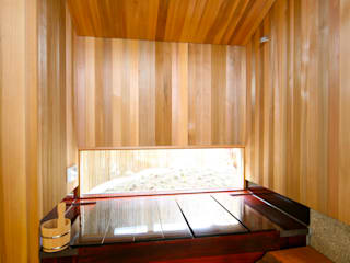 浴室 和風の お風呂 の 株式会社高野設計工房 和風