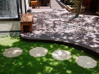 大地工房景觀公司 Rock Garden Slate Green