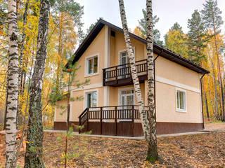 Продается до площадью 152 м2!: Дома в . Автор – ГК 'Резиденция'