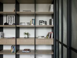 Phòng học/Văn phòng by 湘頡設計