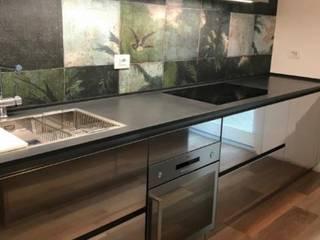 SteellArt Cocinas modernas Hierro/Acero