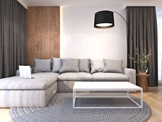 modern Living room by Ambience. Interior Design
