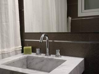 Banheiros modernos por Arquimundo 3g - Diseño de Interiores - Ciudad de Buenos Aires Moderno