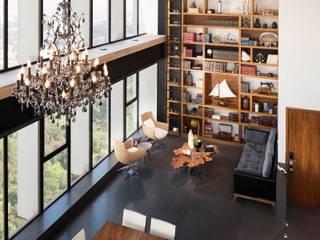 Modern living room by Global Woods Modern