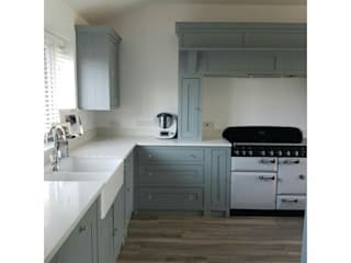 Brooke - a U-shaped Bespoke Kitchen by Classic Kitchens Direct Classic