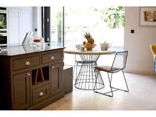 Dorset Road - Kitchen Island by Classic Kitchens Direct Classic
