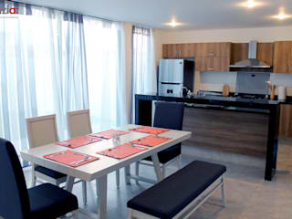 SPAZIA Modern Dining Room