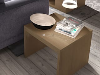 Decordesign Interiores SalonesAccesorios y decoración Madera Marrón