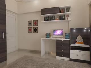 Mr.Sanjay -2BHK flat: modern  by Decor Dreams,Modern