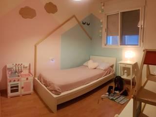Habitación infantil de Patricia Fernández Escandinavo