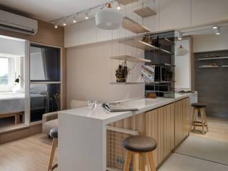 有偶設計 YOO Design Modern Dining Room