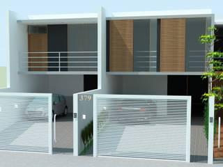 Habitações multifamiliares  por Arq. Bruno Luz