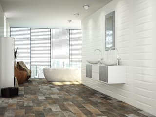Kavana Revestimientos Walls & flooringTiles Pottery White