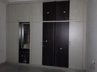 project karimnagar Asian style bedroom by shree lalitha consultants Asian