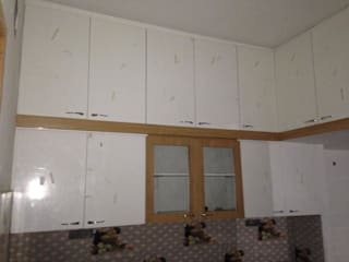 shree lalitha consultants Built-in kitchens Plywood Beige